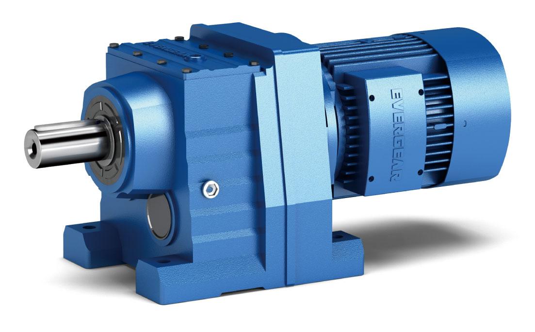 ER Series Helical Gear Motor