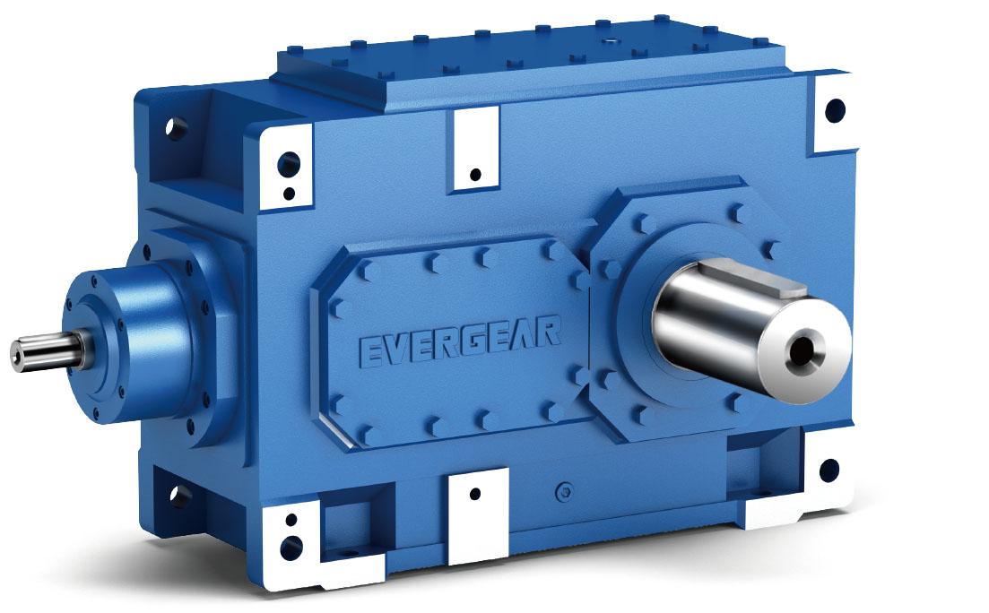 EH/EB Series High Power Gear Reducer