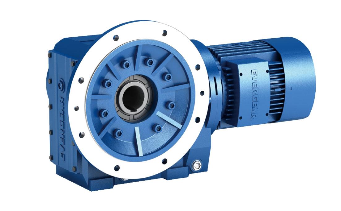 EK 系列斜齿轮-弧齿锥齿轮减速机