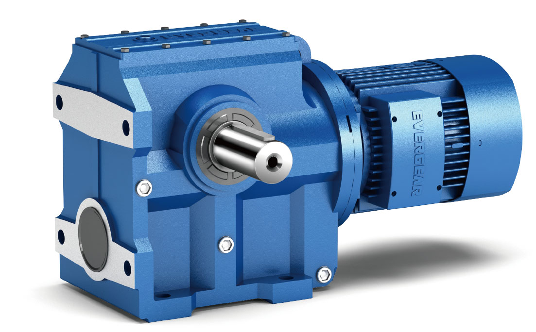 ES 系列斜齿轮-蜗轮蜗杆减速机
